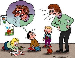 10 Tips menangani anak pemarah dan sukar diatur.