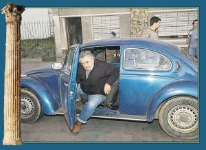 Mobil VW Kodok Jose Mujica