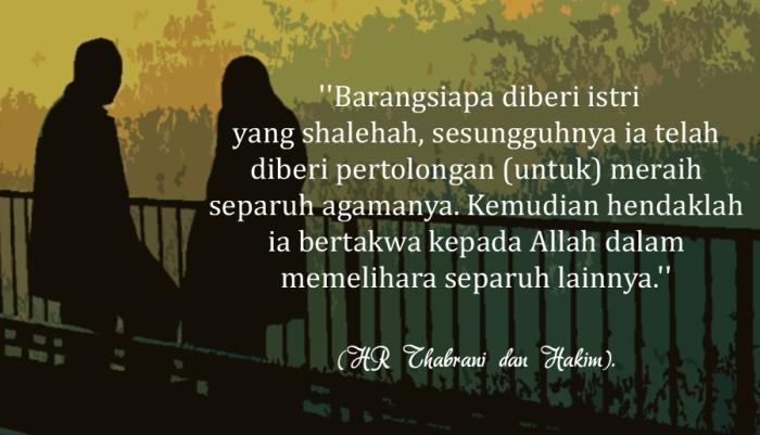 istri shalehah