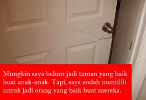 pintu rusak